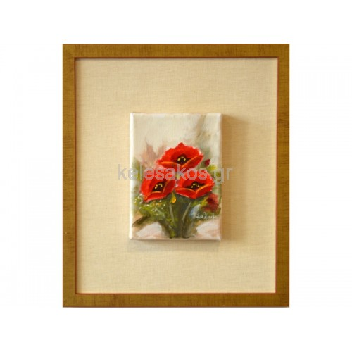 Πίνακας Ζωγραφικής-Ανθοσθνθεσεις λουλουδια