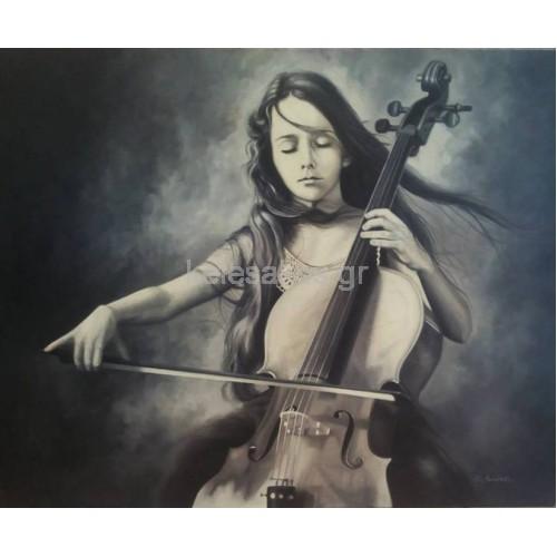 Πίνακας Ζωγραφικής-Ανθρωποκεντρικά